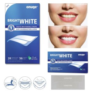 Onuge Bright White Strips Test
